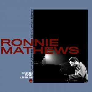 Trio Song For Leslie - Ronnie Mathews