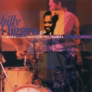 Billy Higgins with Bob Berg, Cedar Walton, Tony Dumas