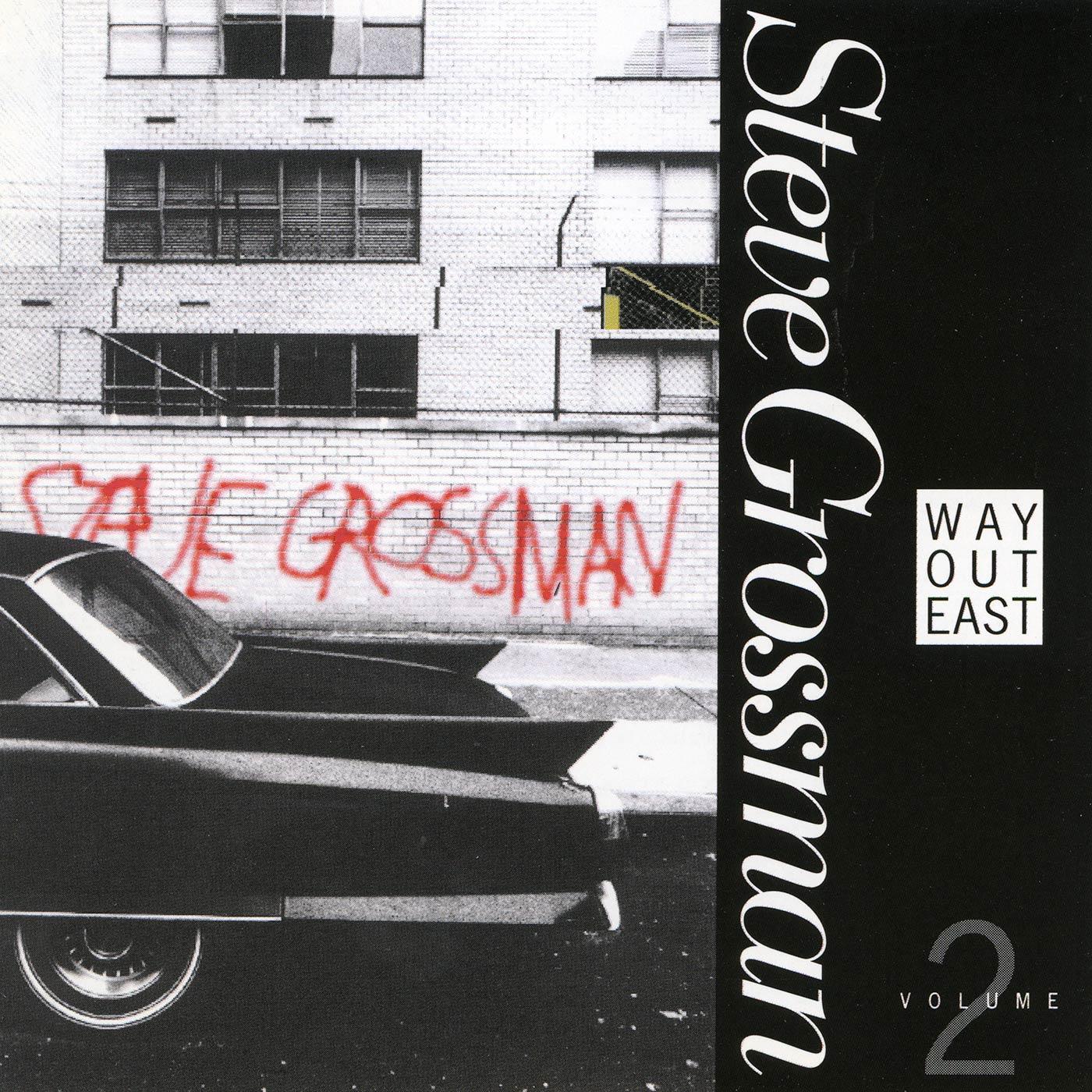 Way Out East - Vol. 2 - Steve Grossman