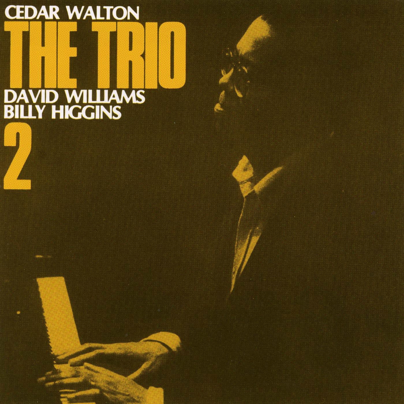 The Trio - Vol.2 - Cedar Walton