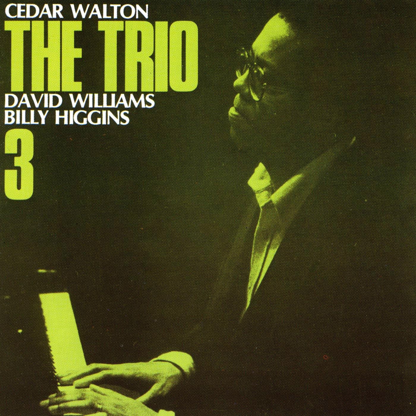 The Trio - Vol.3 - Cedar Walton
