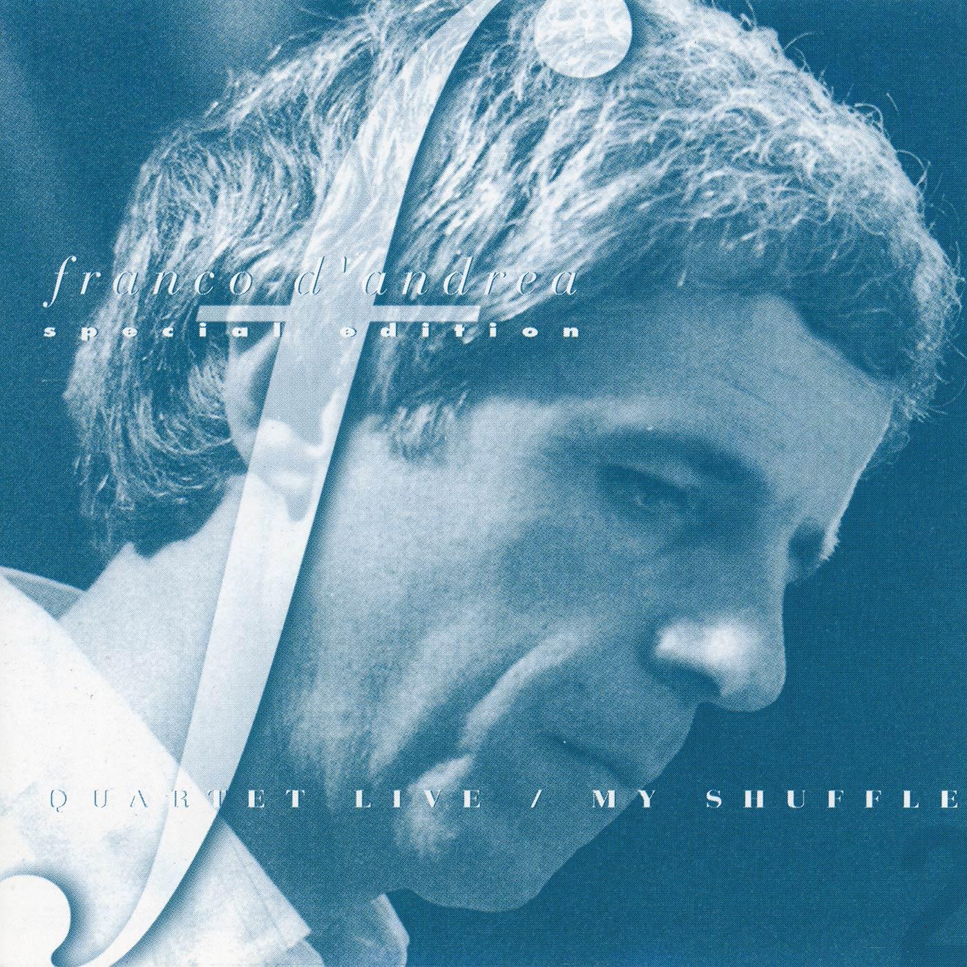 My Shuffle - Live - Franco D'Andrea Quartet