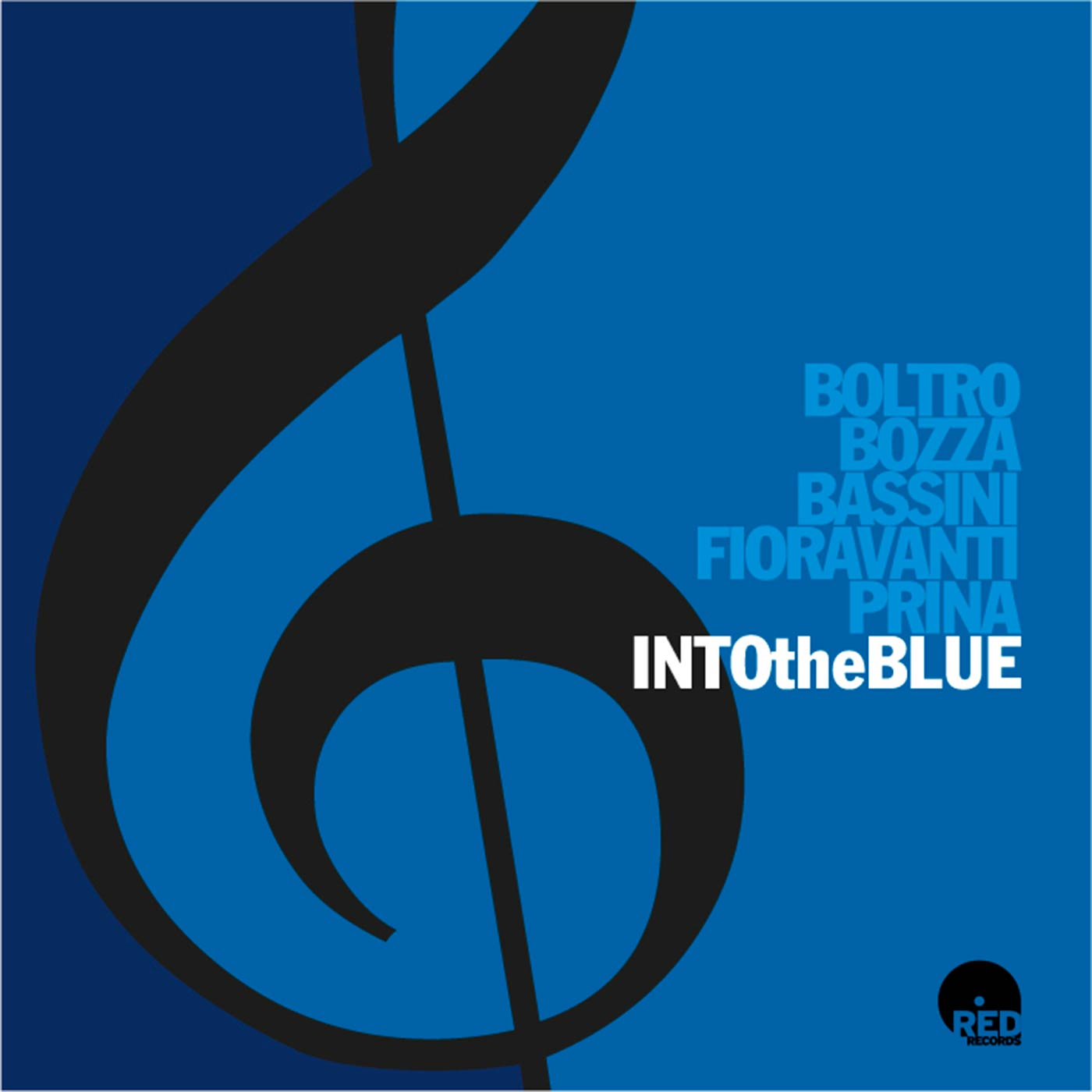 Into The Blue - Giampiero Prina,Michele Bozza,Riccardo Fioravanti,Piero Bassini,Flavio Boltro