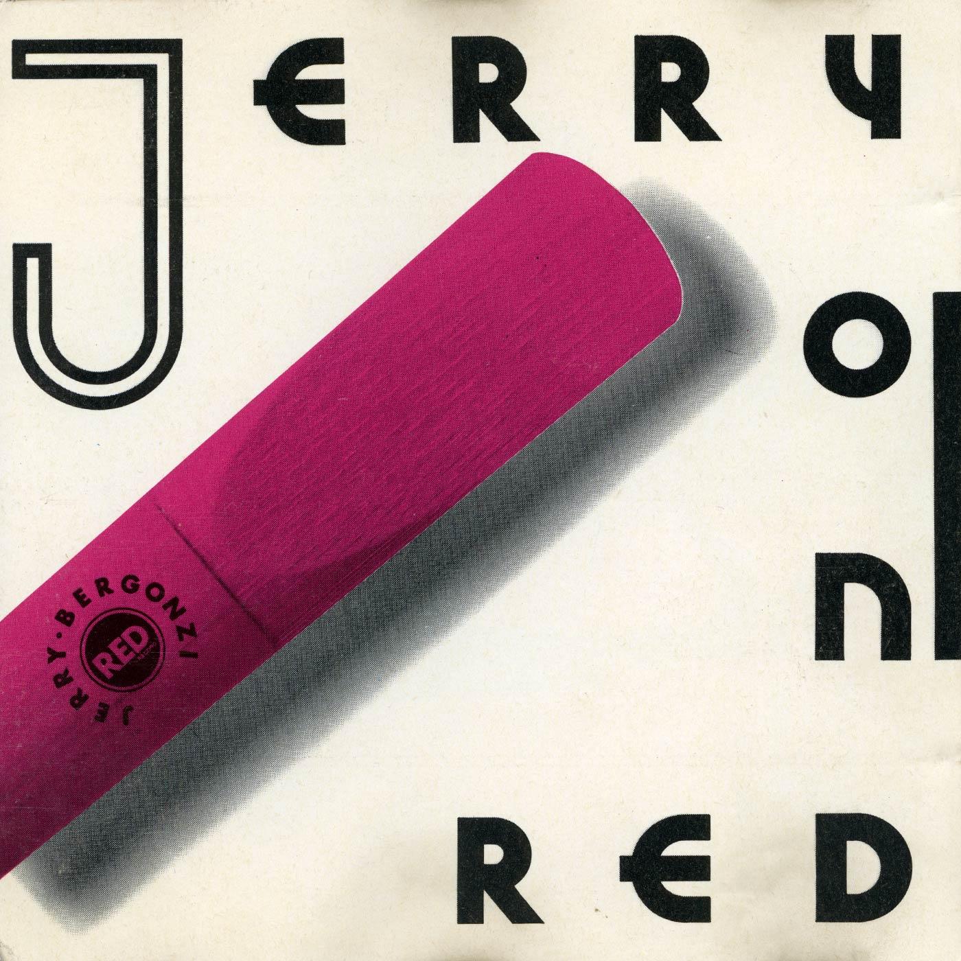 Jerry On Red - Jerry Bergonzi