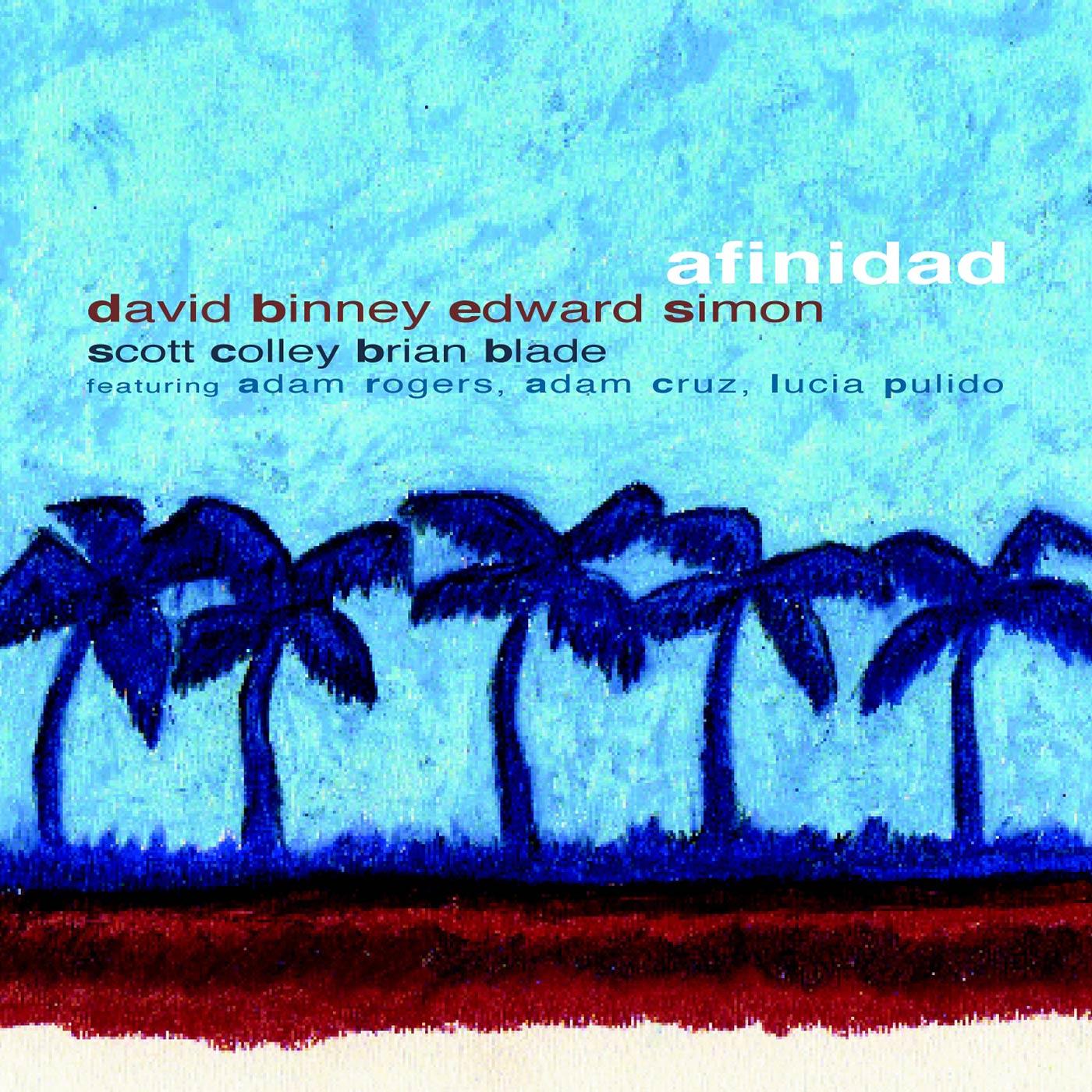 Afinidad - David Binney & Edward Simon