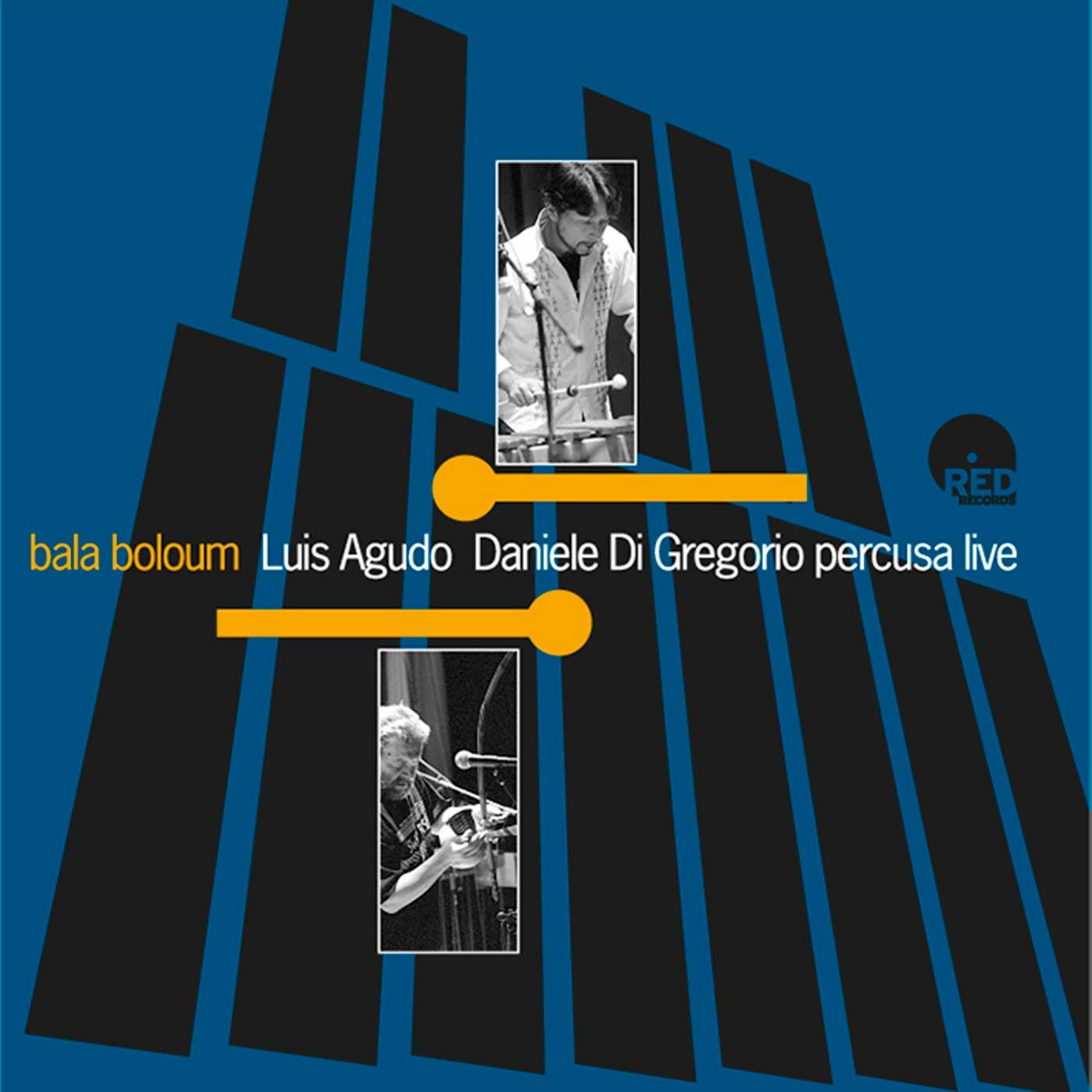 Bala Boloum - Luis Agudo & Daniele Di Gregorio Percusa Live