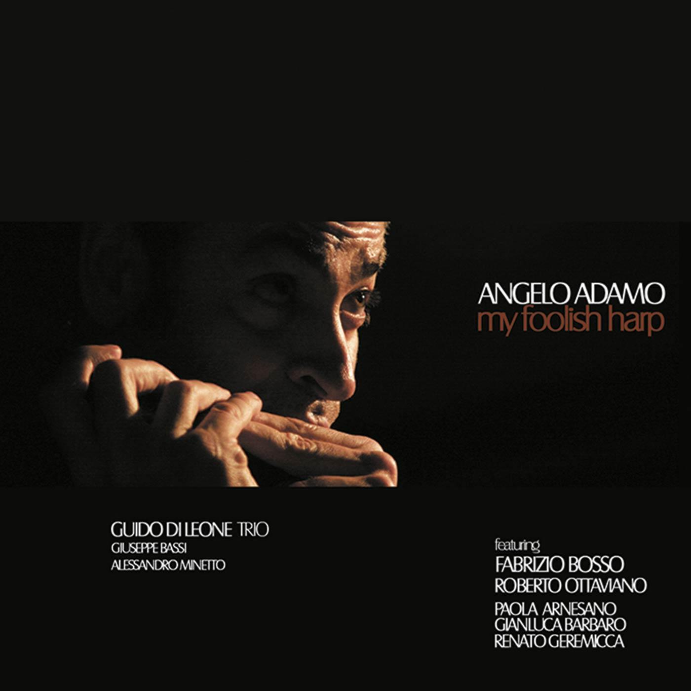My Foolish Harp - Angelo Adamo
