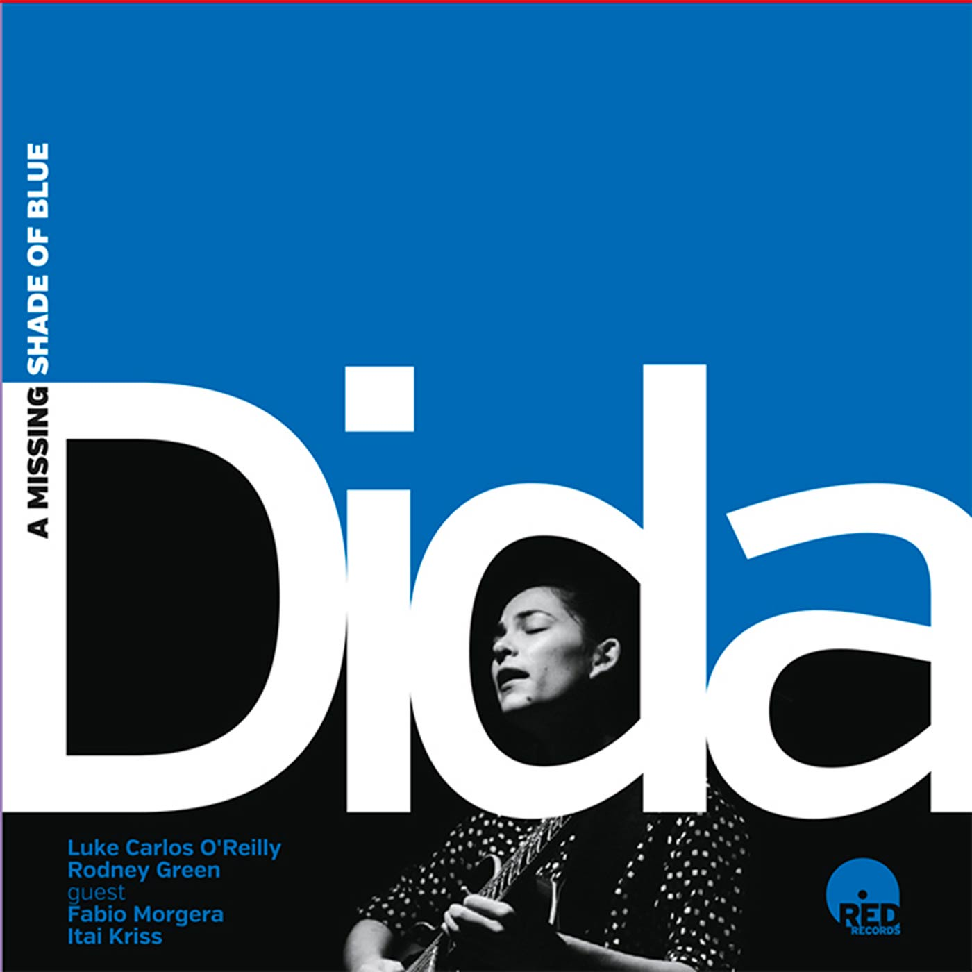 A Missing Shade Of Blue - Dida Pelled
