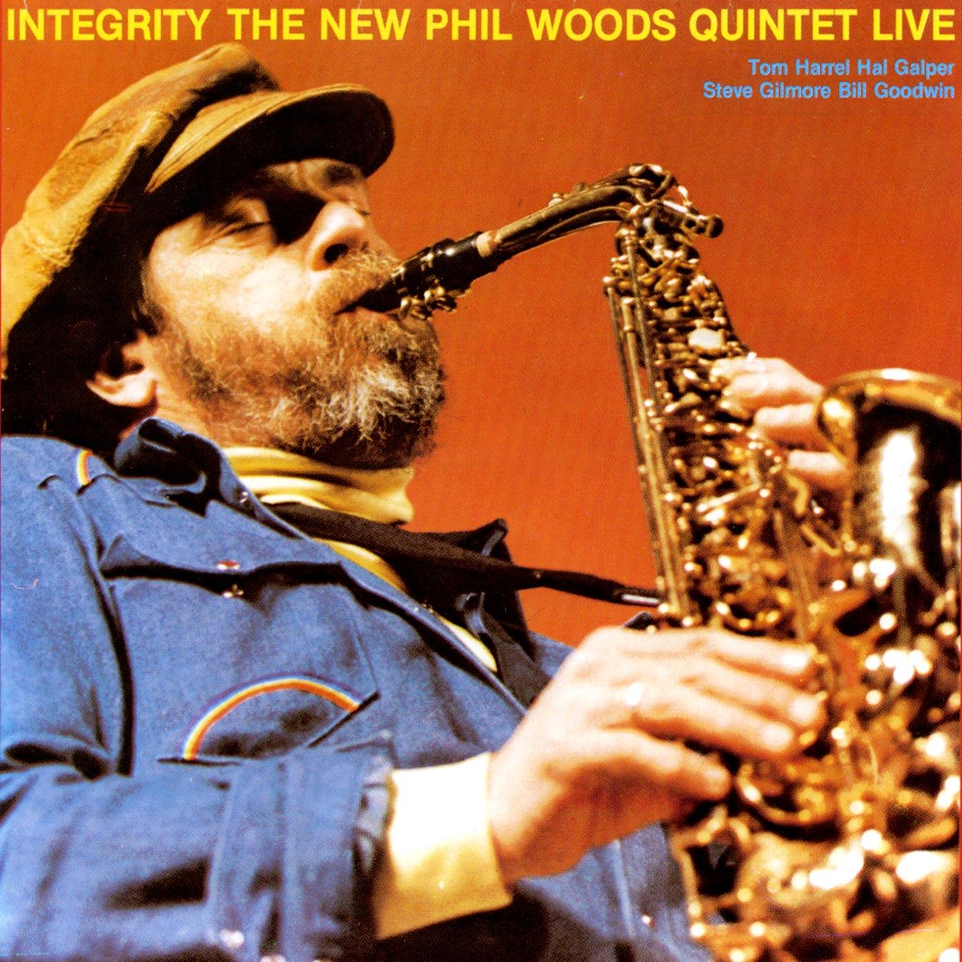 Integrity - 2Cd Set - Phil Woods Quintet