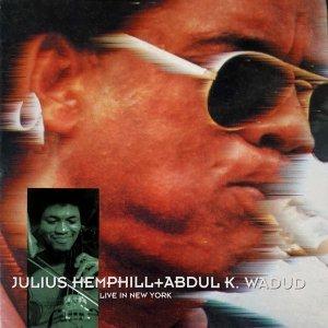 Live In New York - Julius Hemphill*+Abdul K. Wadud*