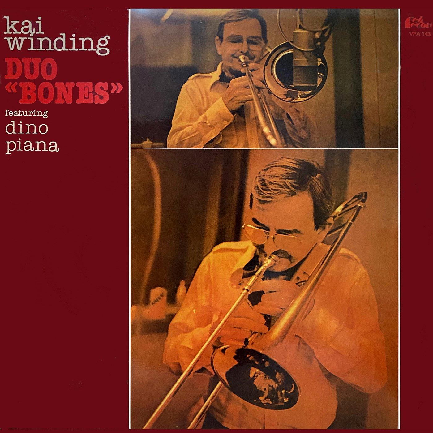 "Duo ""Bones"" - Kai WindingFeaturingDino Piana"