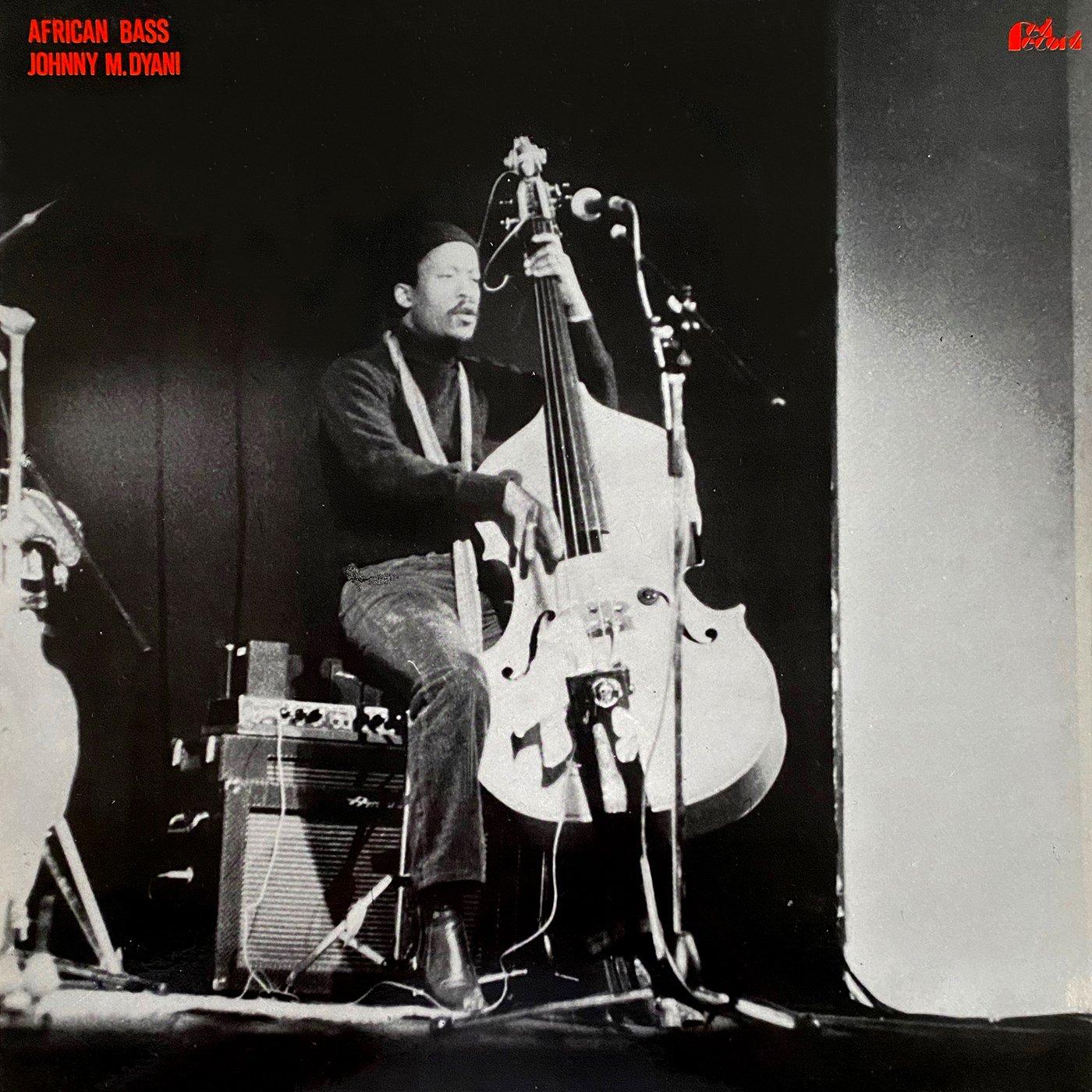 African Bass - Johnny M. Dyani