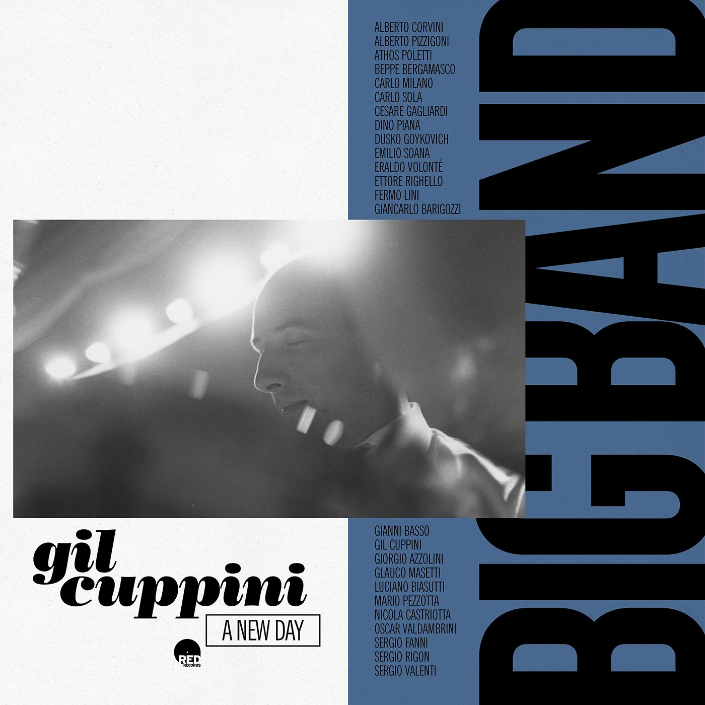 A New Day - Gil Cuppini Big Band