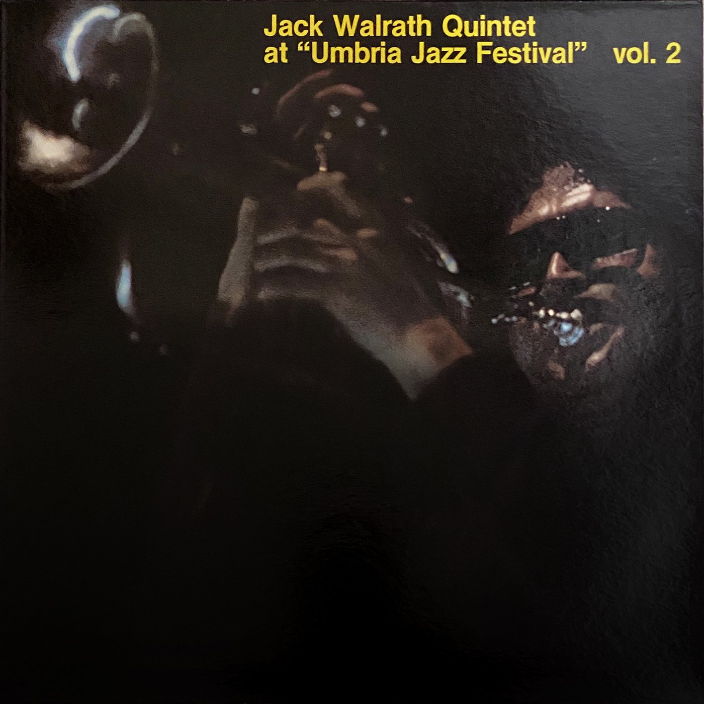 "At ""Umbria Jazz Festival"" Vol.2 - Jack Walrath Quintet"