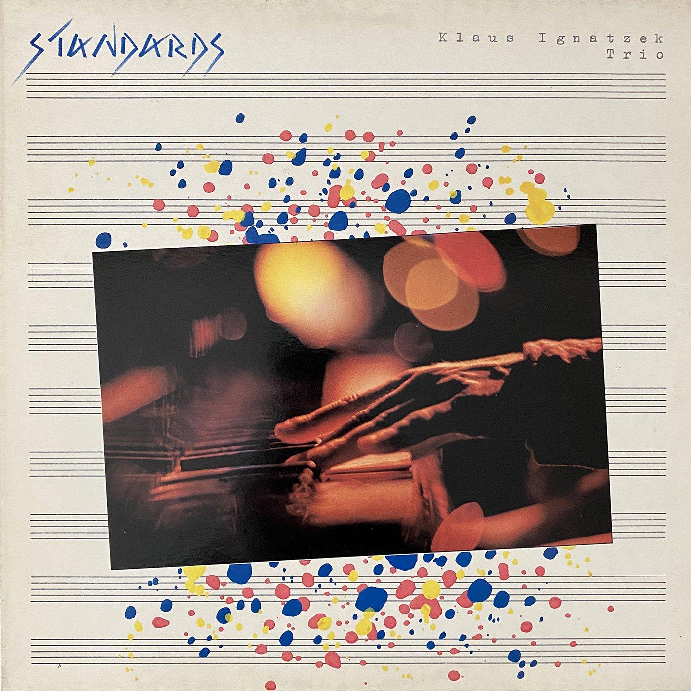 Standards - Klaus Ignatzek Trio