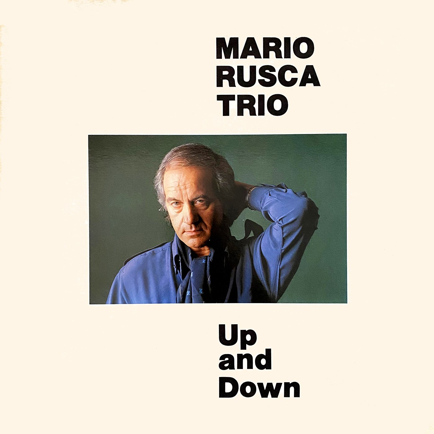 Up And Down - Mario Rusca Trio
