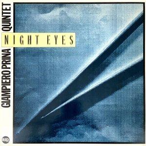 Night Eyes - Giampiero Prina Quintet