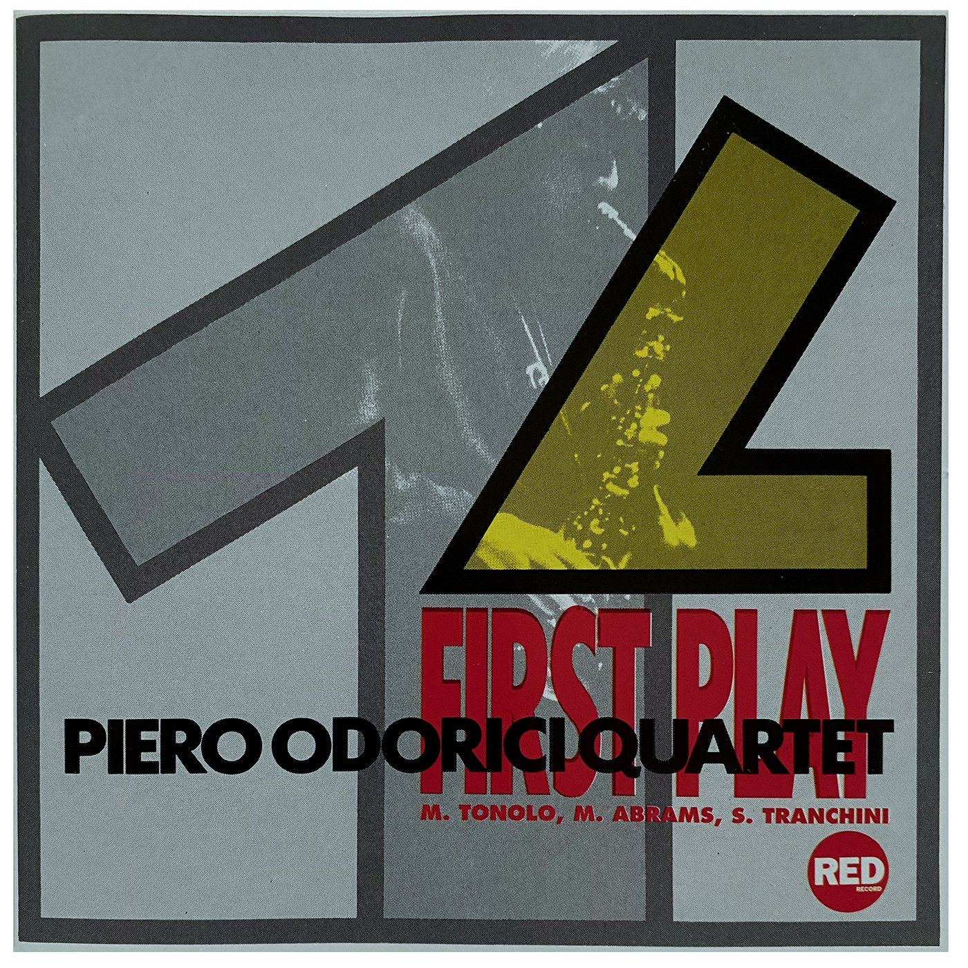 First Play - Piero Odorici Quartet