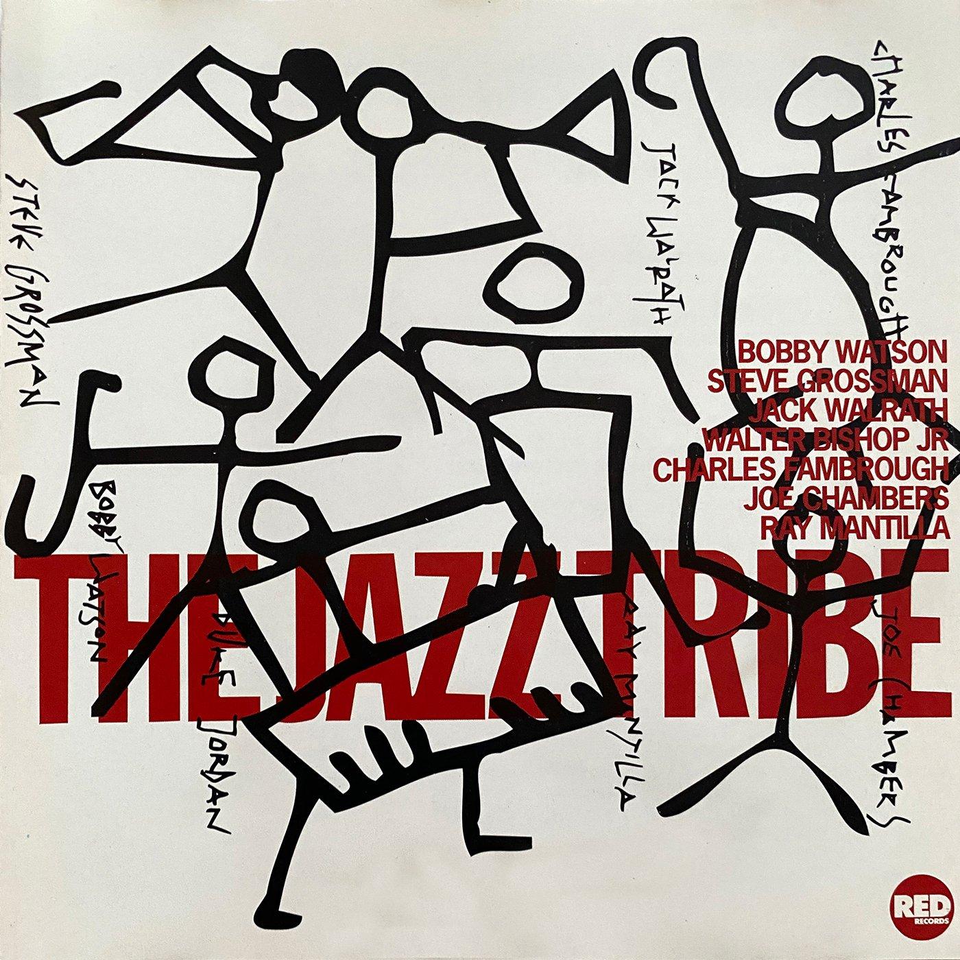 The Jazz Tribe - Ray Mantilla Featuring . B. Watson, S. Grossman