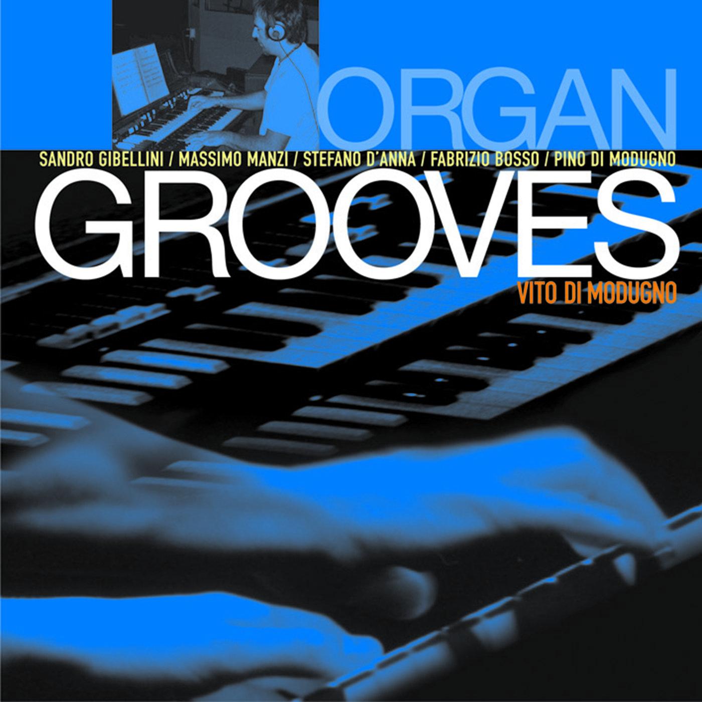 Organ Grooves - Vito Di Modugno